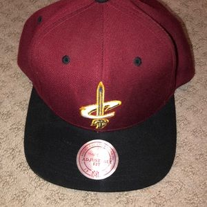 Hexagon Snapback Cleveland Cavaliers